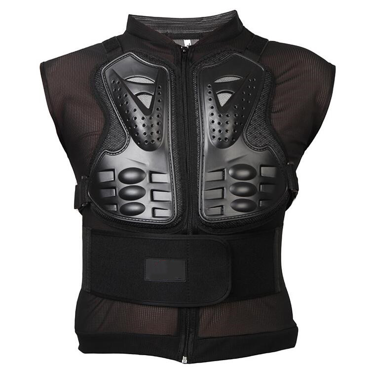 BikeBrother body armor svart