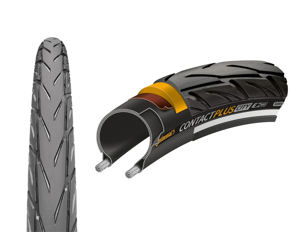 Continental Contact plus 700 x 35c