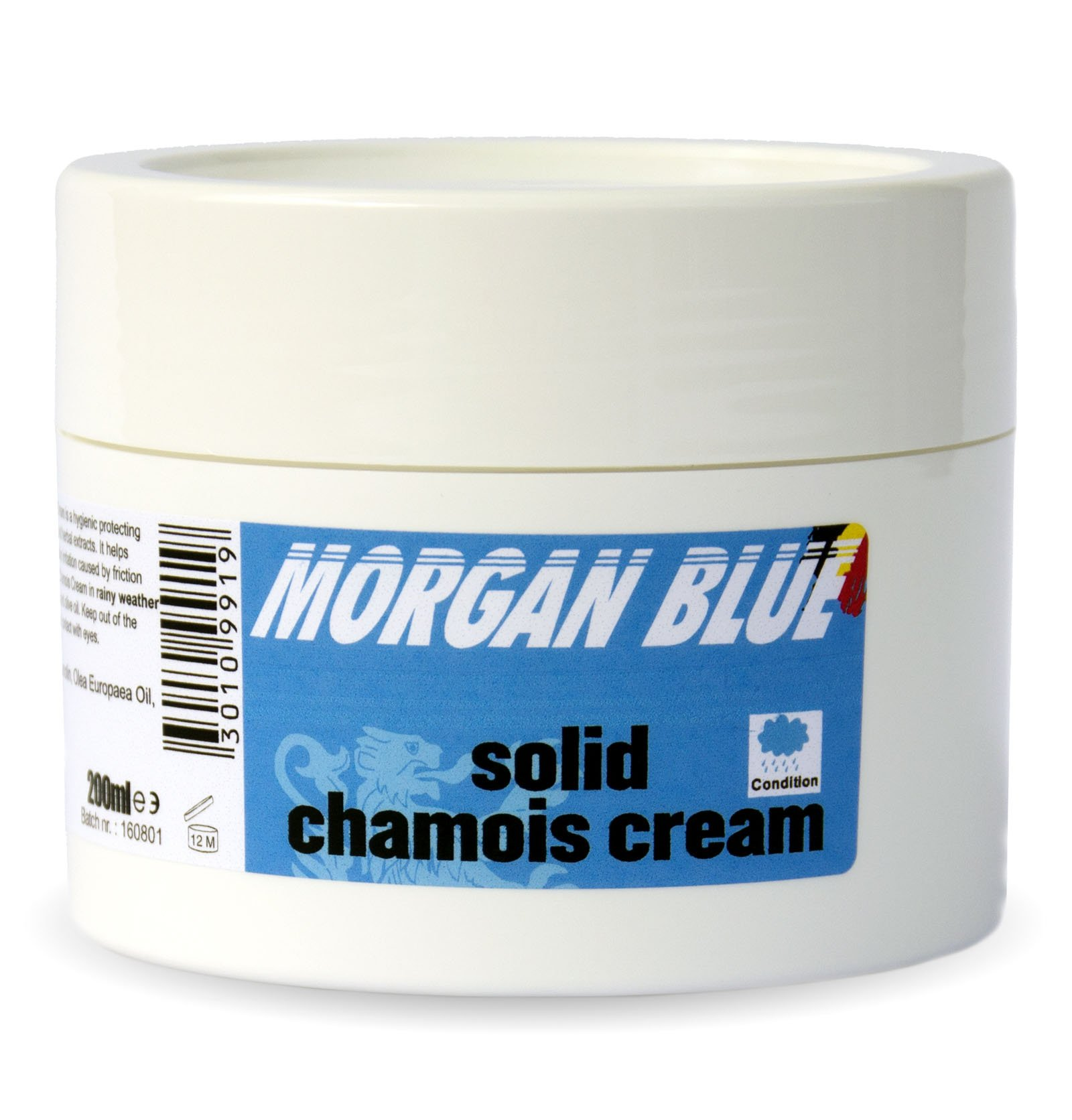 Morgan Blue solid chamois cream 200 ml