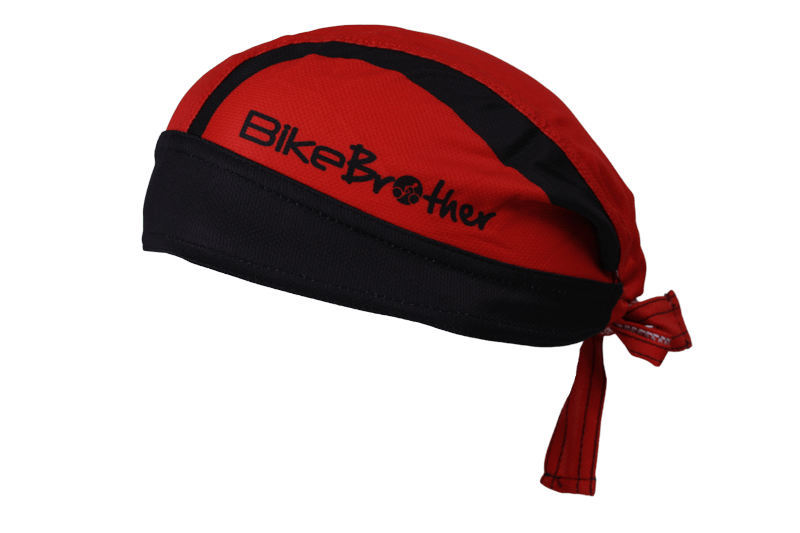 BikeBrother Team Bandana Röd
