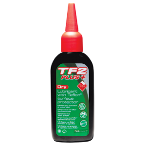 TF2 Plus+ Dry olja med teflon, 75 ml